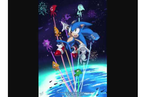 Reach For The Stars Remix (Sonic Colors) - YouTube