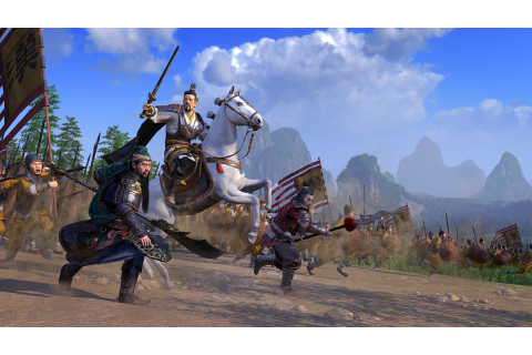 Post-Launch Content Detailed for Total War: Three Kingdoms ...