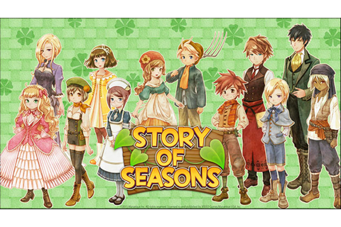 Story of Seasons Hits Europe on 8th January, Australia the ...