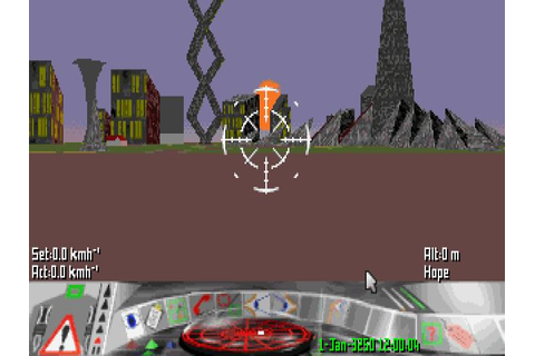 Frontier - First Encounters (1995) - PC Game