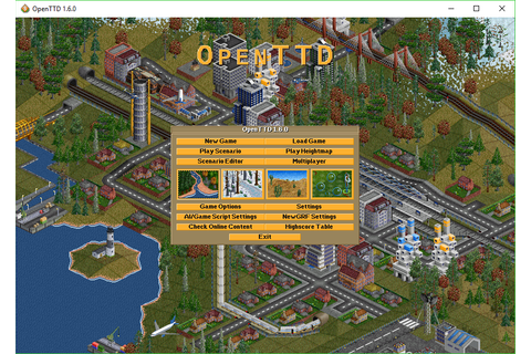 OpenTTD 1.9.3 free download - Downloads - freeware ...
