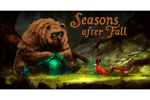 Seasons after Fall - PS4 Review | Chalgyr's Game Room