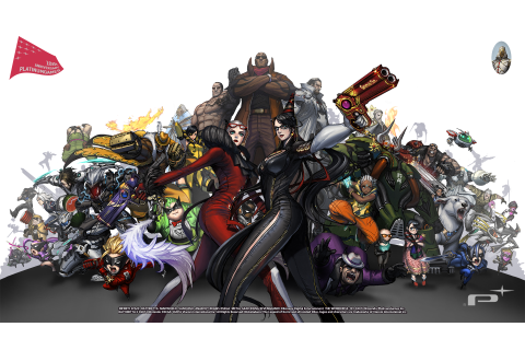 Platinum Games celebrates 10 years with wallpaper - Gematsu