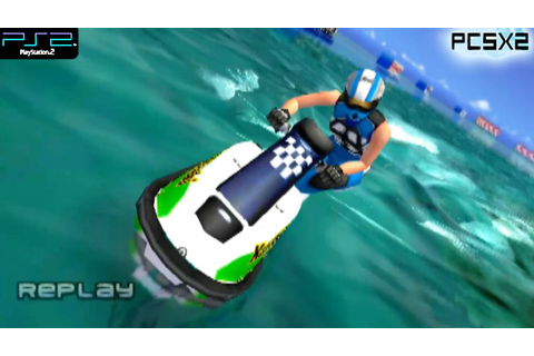 Wave Rally - PS2 Gameplay SD + FXAA (PCSX2) - YouTube