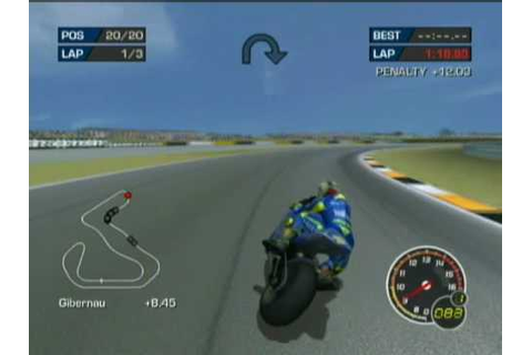 MotoGP 3: Ultimate Racing Technology Xbox Gameplay - YouTube