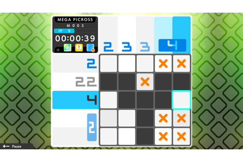 Picross S3 Review – Nintendo Times