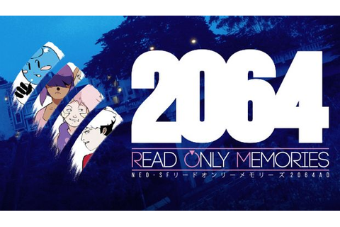 2064: Read Only Memories Free Download PC Games | ZonaSoft