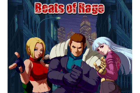 Beats of Rage (2003) by Senile Team MS-DOS game
