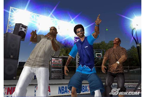 NBA Ballers: Phenom PS2 Game review