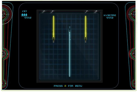 TRON (arcade game) | Tron Wiki | FANDOM powered by Wikia