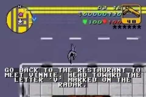 Grand Theft Auto Advance - Old Games Download