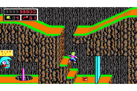 [OLD GAMES] - Commander Keen 4 - Episodio 2 - YouTube