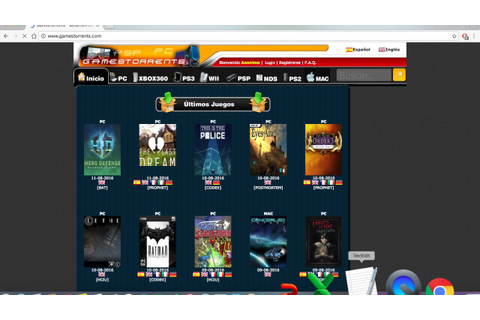 HOW TO GET ALL GAMES AVAILABLE ON MAC OS FOR FREE(TORRENT ...