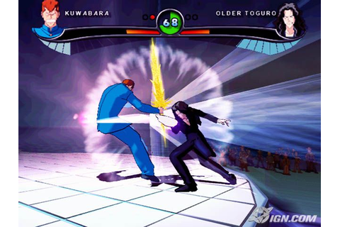 Watch Yu Yu Hakusho The Dark Tournament Game Online - baktilar