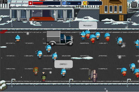 Infectonator Hot Chase - Android Apps on Google Play