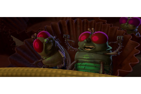 "The Fly Brothers, characters from ""A Bug's Life"". 