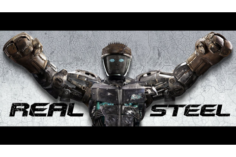 Real Steel the video game PS3)-ATOM(Живая сталь-Атом ...