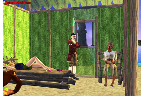 The Sims 2 Castaway Stories - GameSave