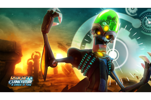 Wallpapers - Ratchet & Clank Future: A Crack In Time - PS3 ...