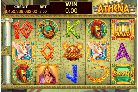 Ancient Greece Slots. Athena online slot game. Greek ...