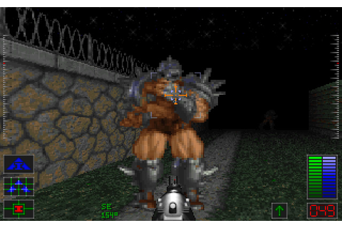 Download CyClones shooter for DOS (1994) - Abandonware DOS