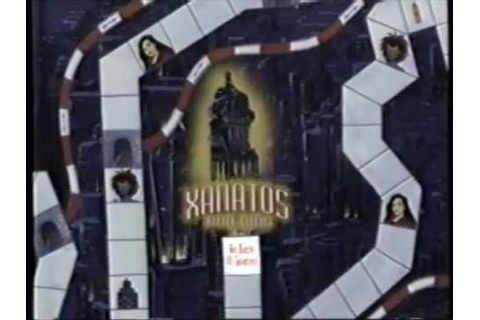Gargoyles VCR Board Game Cut Scenes - YouTube