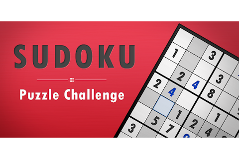 Sudoku Puzzle Challenge - Apps on Google Play