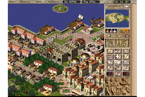 Free Download Games Caesar III (3) Full Version | Esoen ...