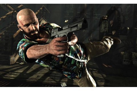 Max Payne 3 From Rockstar Games - The New York Times