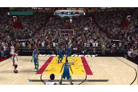 NBA 2K10 - My Player - 132 Points in a Game? - YouTube