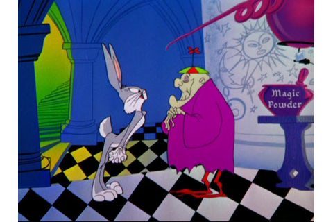 i don't have a nose: Looney Tunes Games (1) – Bugs Bunny ...