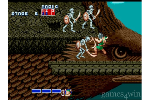 Golden Axe. Download and Play Golden Axe Game - Games4Win