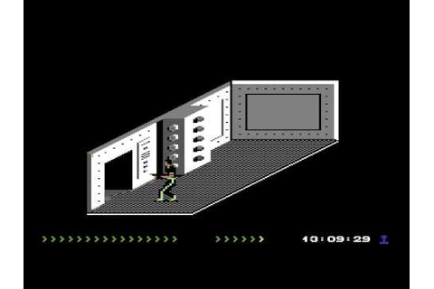 Let's Play Project Firestart for C64 - Part 1 - YouTube