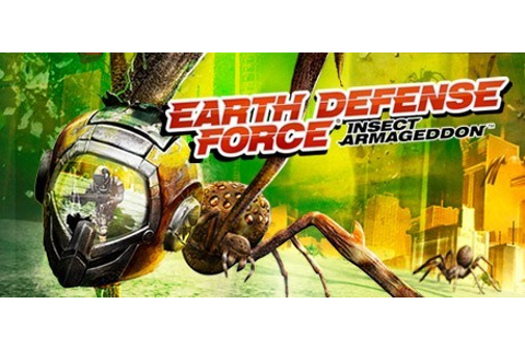 Earth Defense Force: Insect Armageddon on Steam