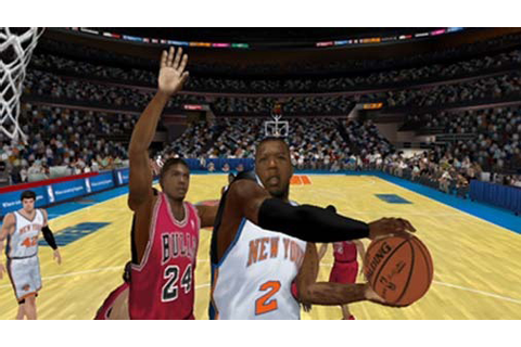 Amazon.com: NBA 2K10 - Nintendo Wii: Video Games