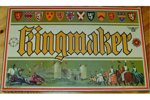 Reviews from R'lyeh: 1974: Kingmaker