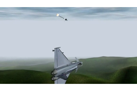 Eurofighter Typhoon Game - Dogfight Mission - YouTube