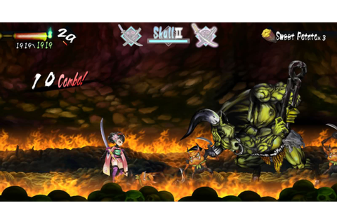 Look-back – Muramasa: The Demon Blade Wii | Game Ind