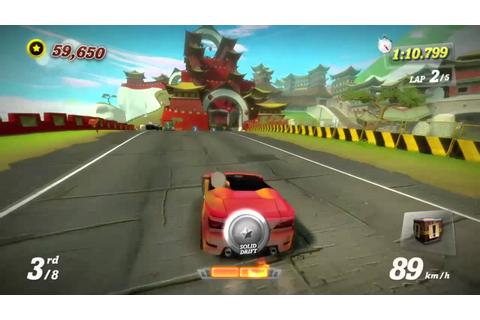 Joy Ride Turbo Gameplay Xbox 360 - YouTube