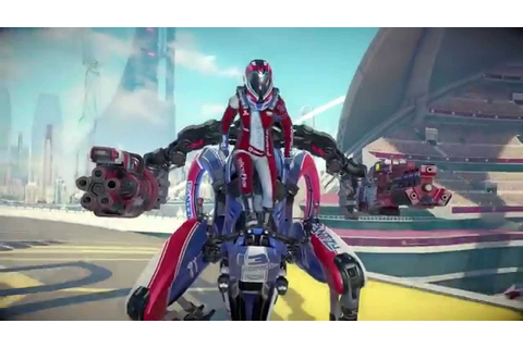 RIGS Mechanized Combat League | TRAILER | #PlayStationPGW ...