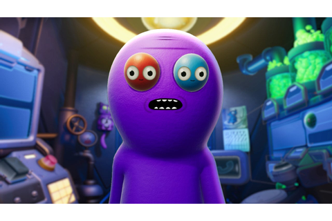 Trover Saves the Universe Hands-On Preview: This Might Be ...