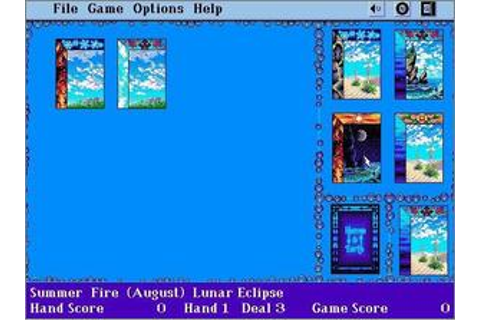Heaven & Earth Download (1992 Puzzle Game)