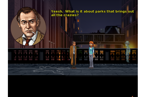 Blackwell Deception - Wadjet Eye Games