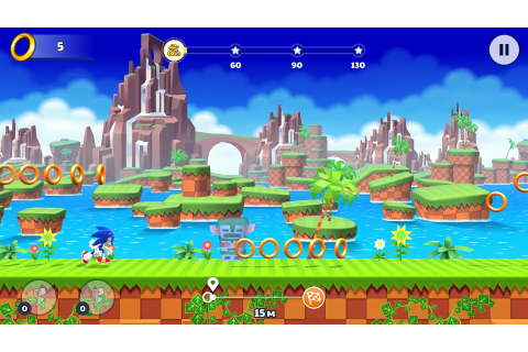 Sonic Runners Adventure - Android games - Download free ...