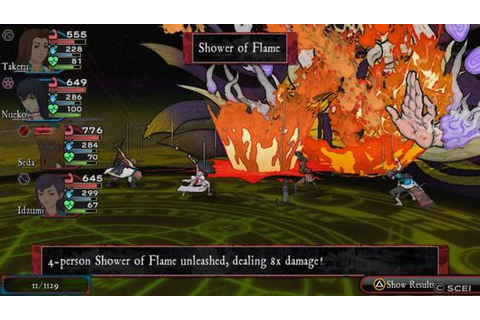 Oreshika Tainted Bloodlines Review | RPG Site