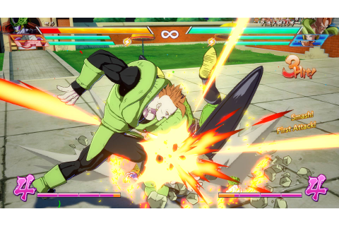 DRAGON BALL FIGHTERZ on PS4 | Official PlayStation™Store US