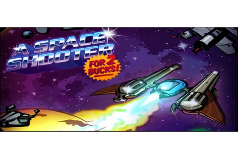 Console Gaming: A Space Shooter For 2 Bucks! Game Review