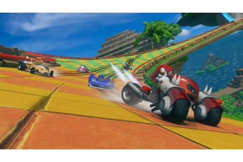Sonic & All-Stars Racing Transformed - Images ...