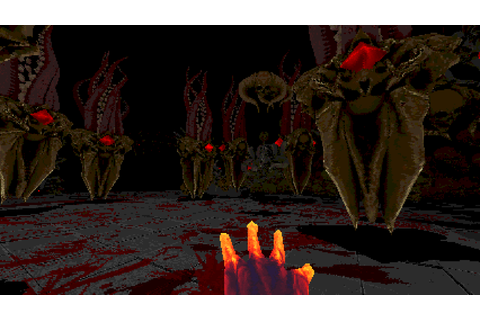 Devil Daggers: a gothic arcade FPS spooking up Steam ...