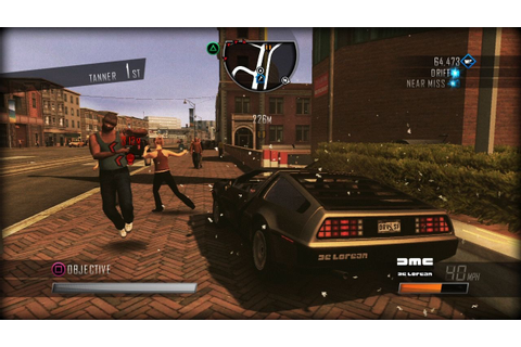 Back to the Future day | Games with the DeLorean | NeoGAF